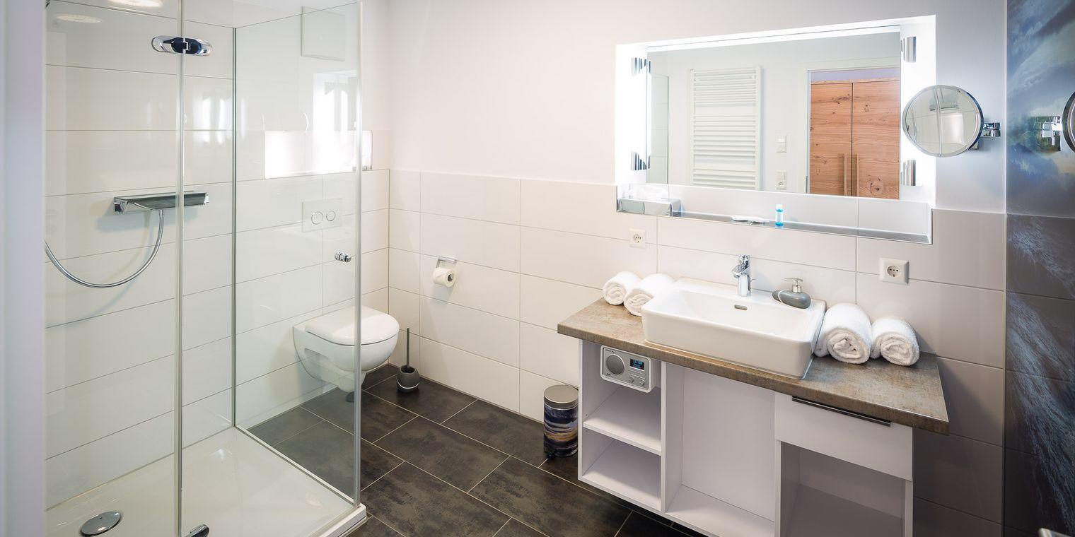 Modernes Badezimmer Bodensee