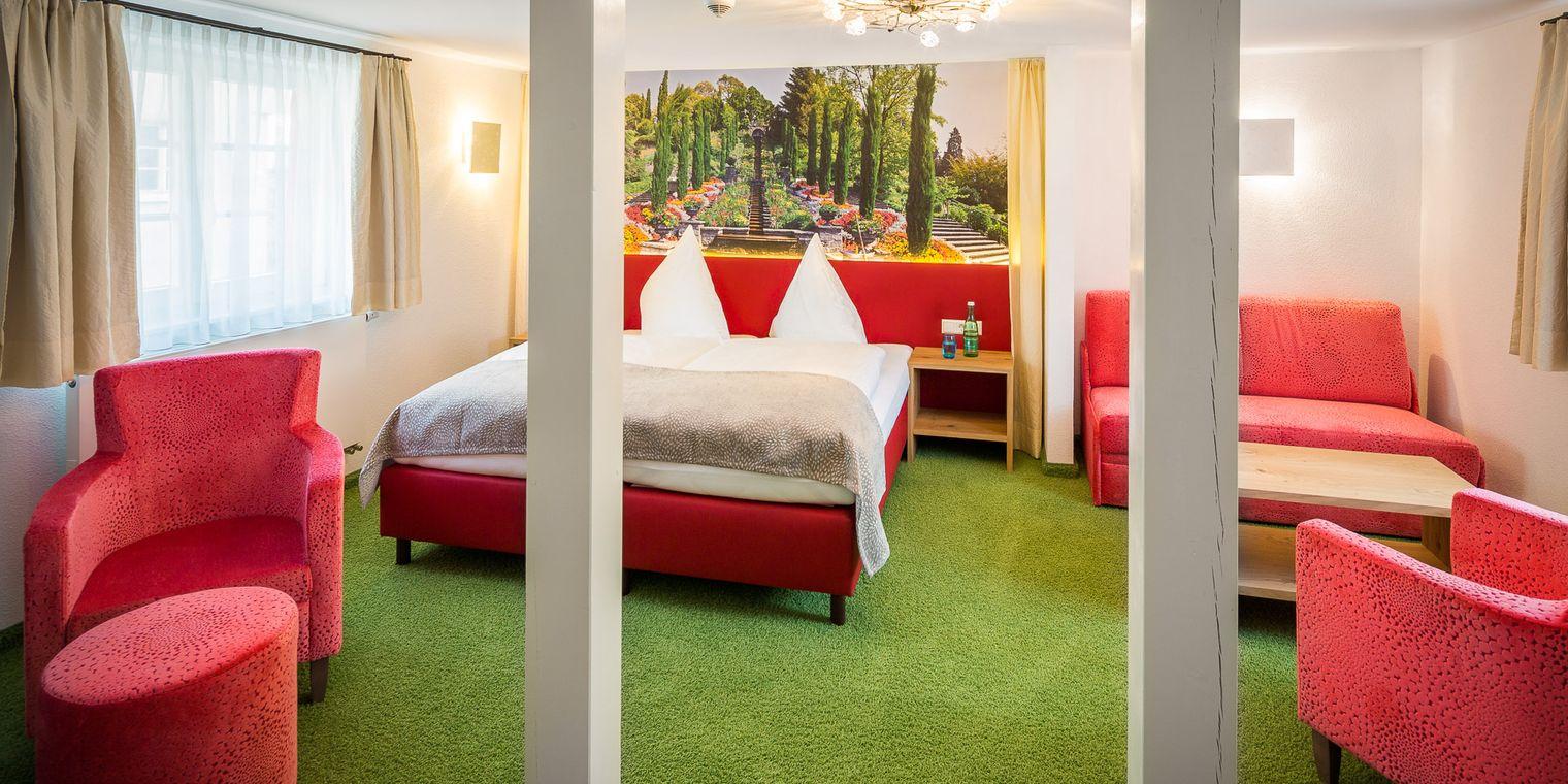 Komfort-Doppelzimmer Mainau