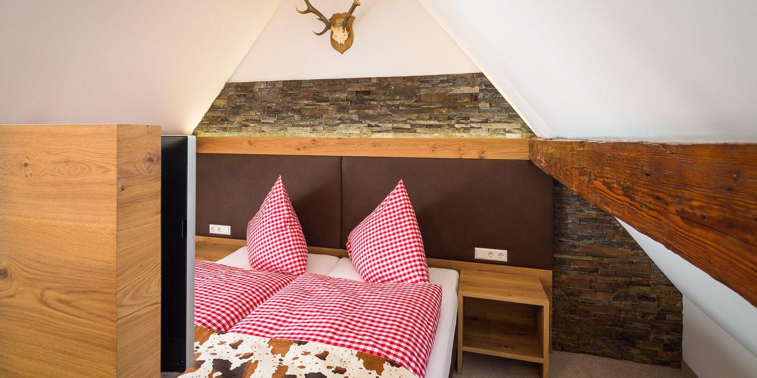 Komfort-Doppelzimmer Pfänder